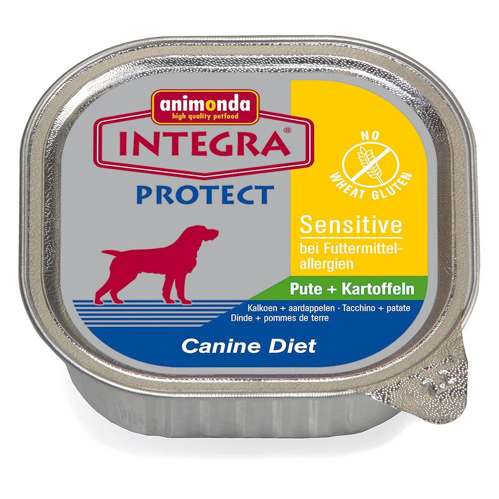 Animonda Integra Sensitive - 6 x 150 g Pute & Kartoffel