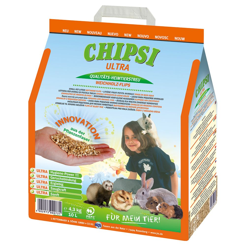 Chipsi Ultra Small Pet Litter