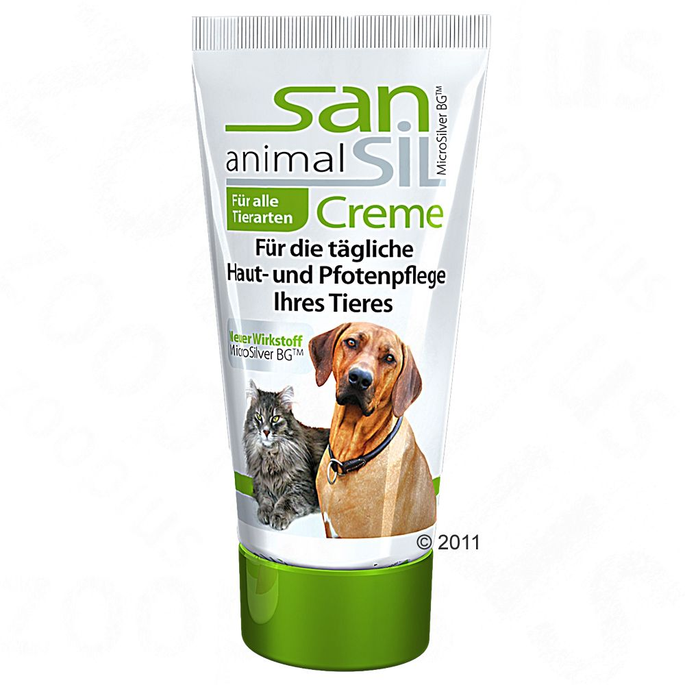 Foto SanSil animal Creme - 2 x 50 ml - prezzo top! NERAT