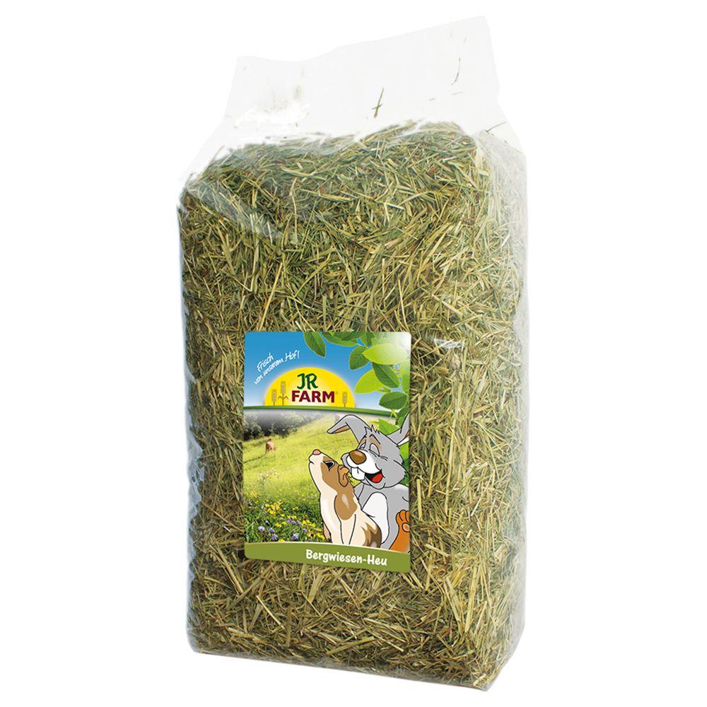 JR Farm Mountain-Meadow Hay - 2.5kg