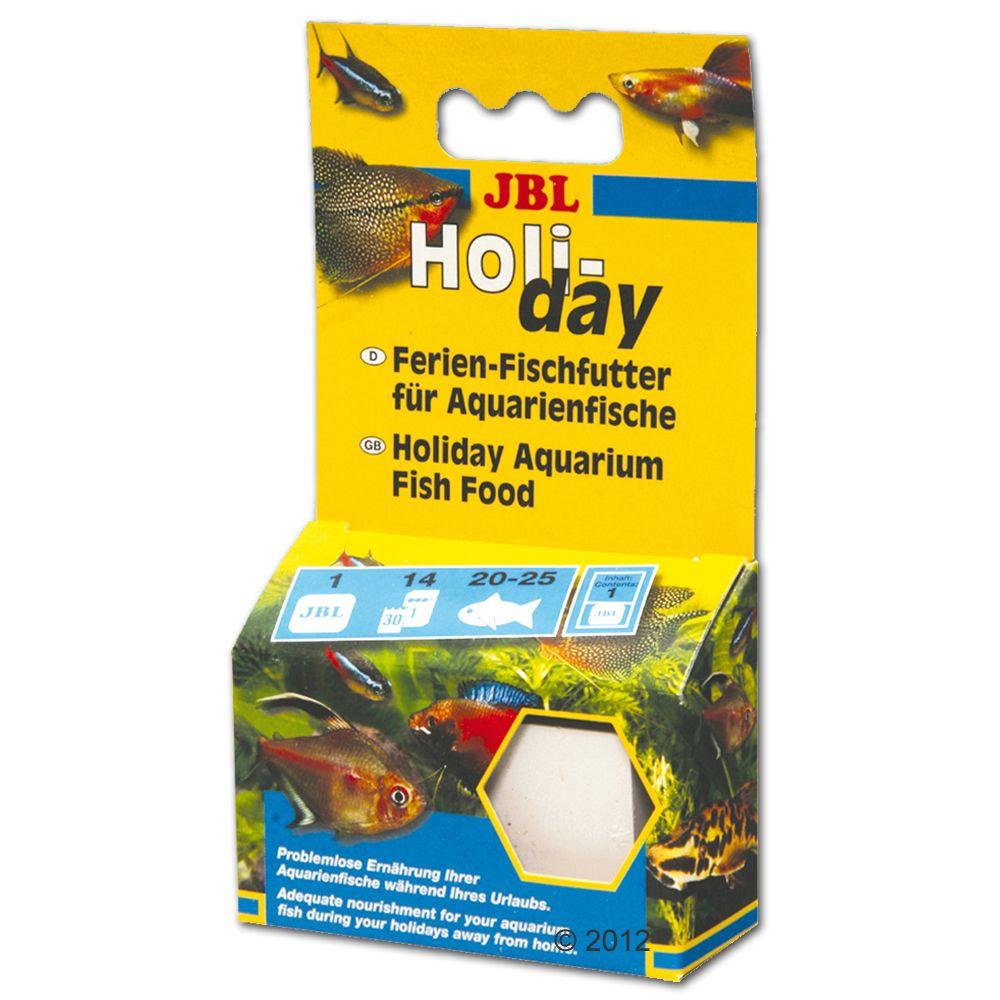 33 x JBL Holiday Ferienfischfutter für Aquarienfische