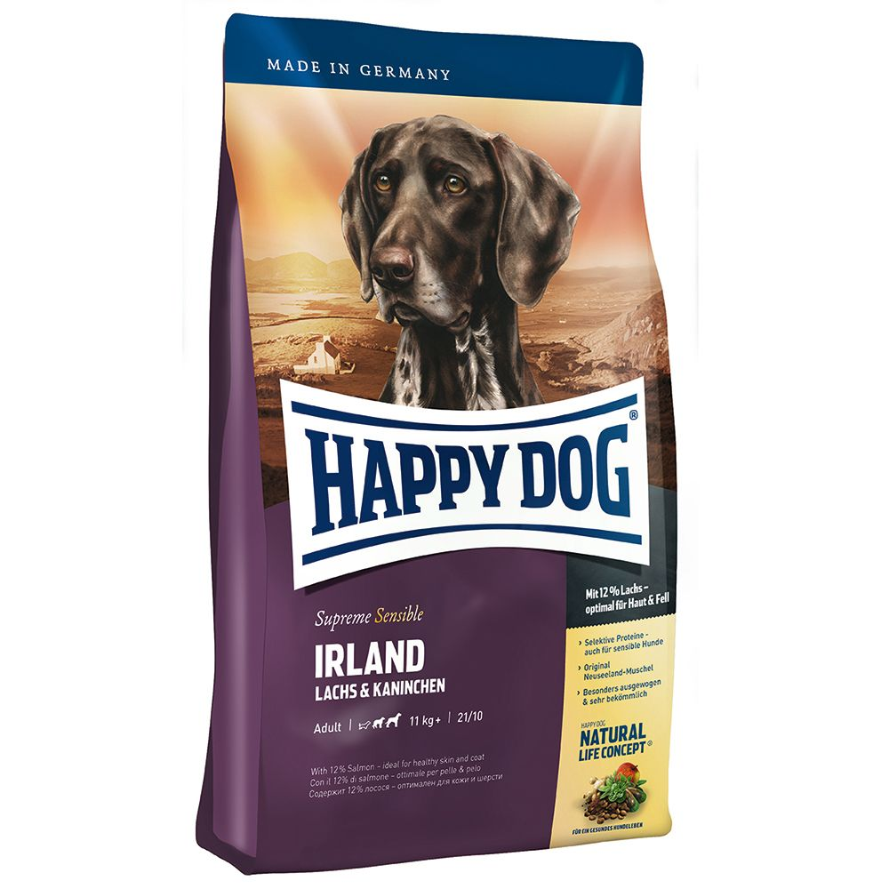 Happy Dog Supreme Sensible Ireland - Economy Pack: 2 x 12.5kg