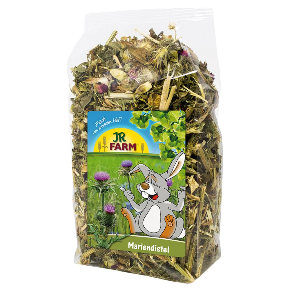 JR Farm Milk Thistle for Chinchillas - Saver Pack: 3 x 500g