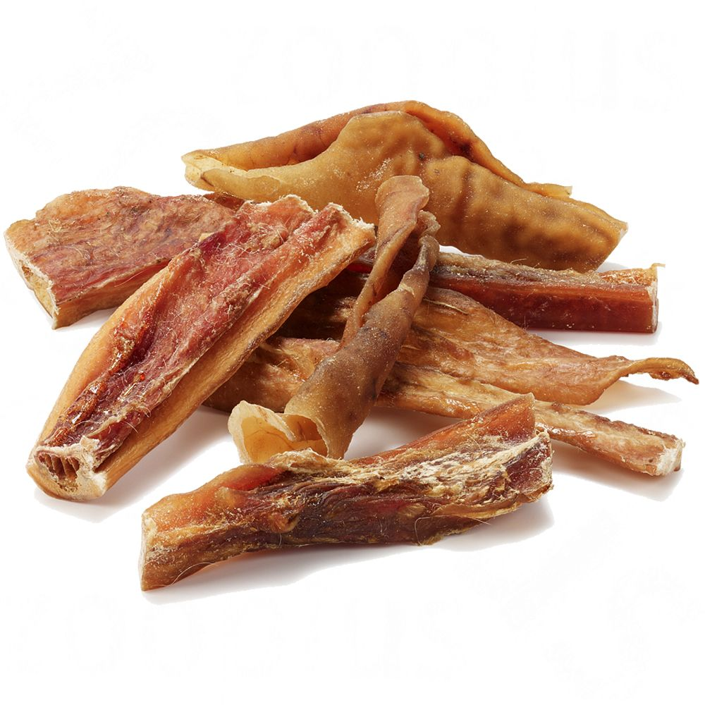 Beef Scalp Dog Chews