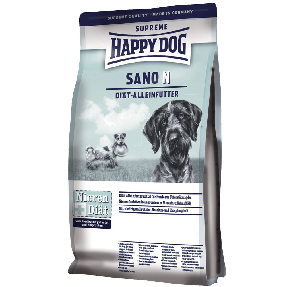 Happy Dog Supreme Sano N Hundefutter - 7,5 kg