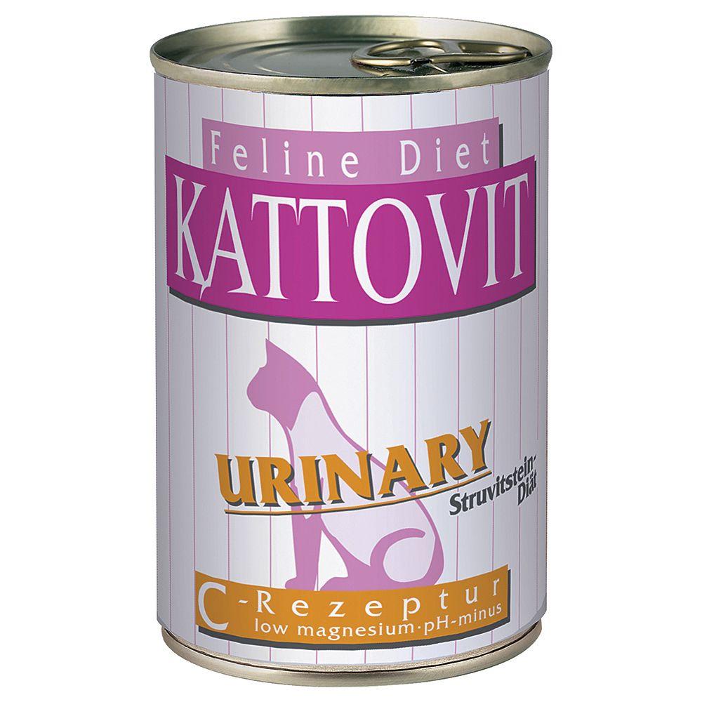 Kattovit Urinary (Struvite Stone Prophylaxis) - Saver Pack: 12 x 400g