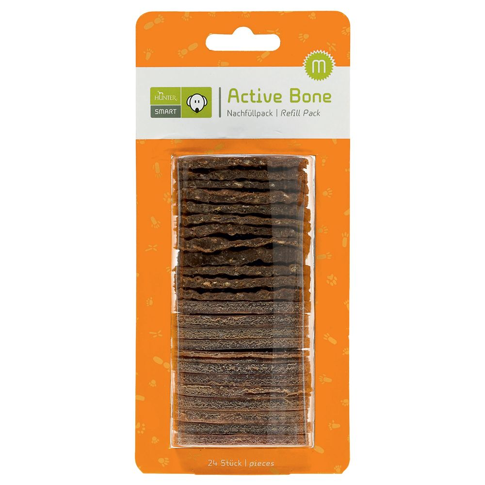 24 Treat Dog Refill Pack for Active Bone