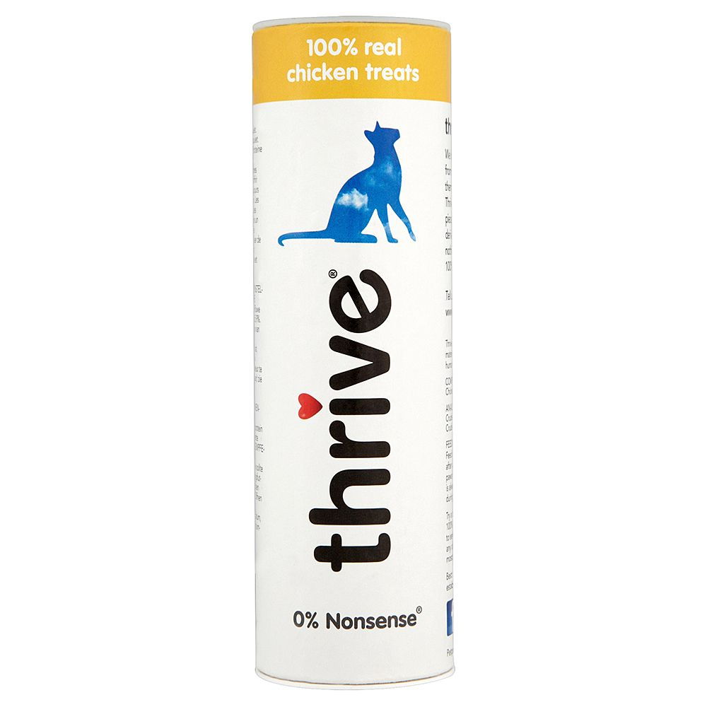 thrive Cat Treats Saver Pack - Tuna (5 x 25g)