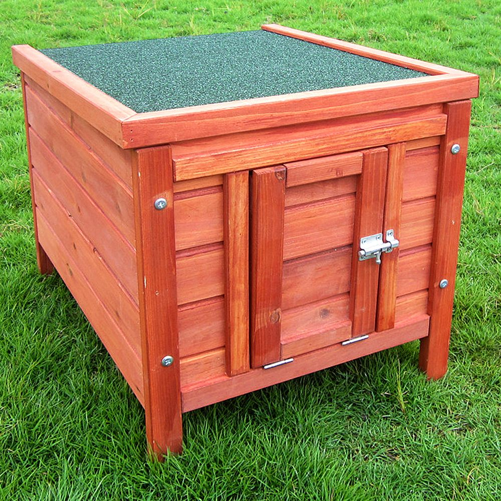 Outback Small Pet House - 42 x 50 x 43 cm (L x W x H)