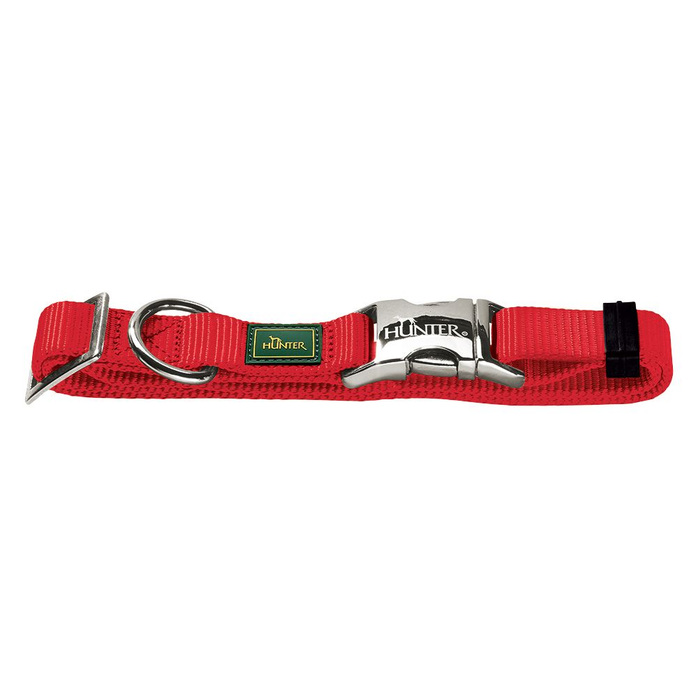 Hunter Vario Basic Alu-Strong Dog Collar