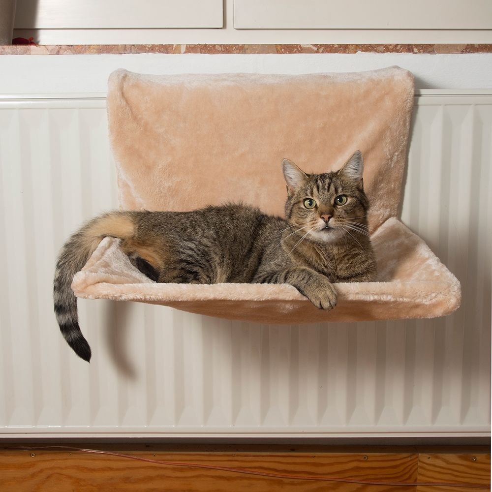 Yumi kattbädd för element - Beige