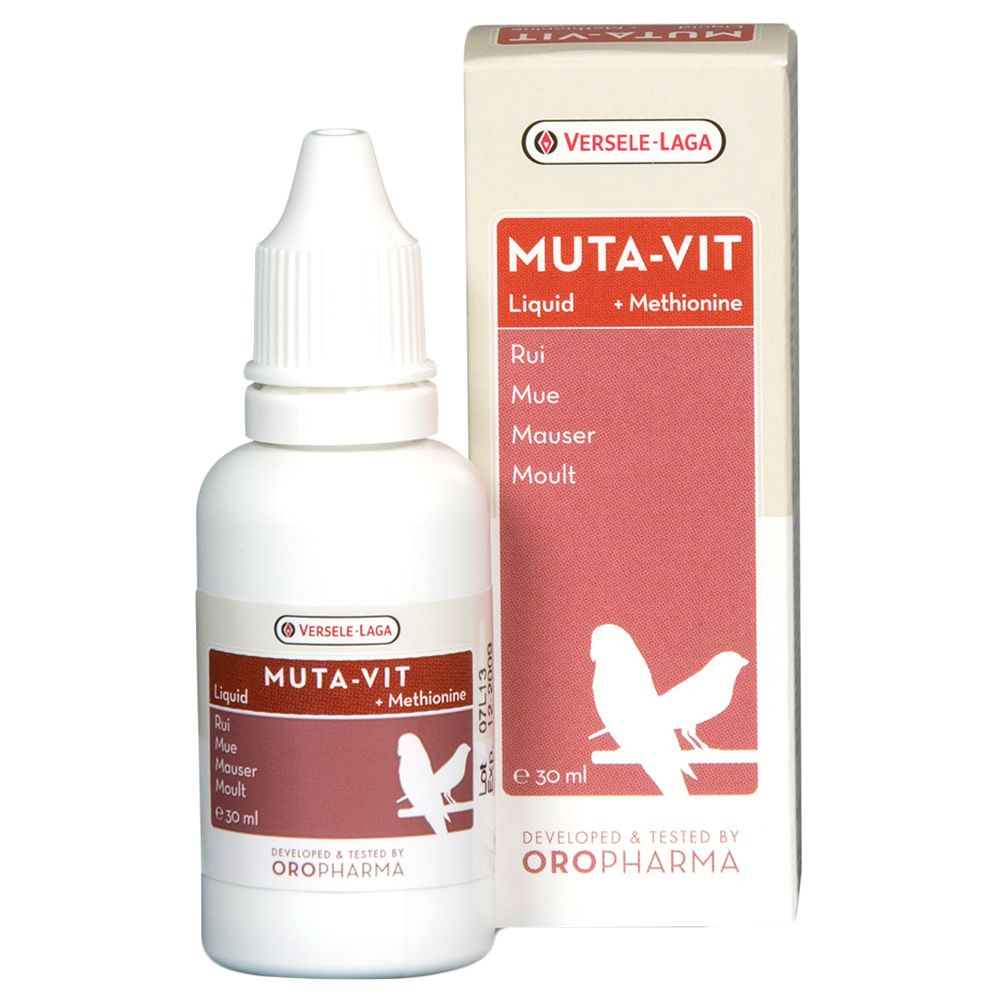 Versele-Laga Muta-Vit Liquid Moulting Supplement