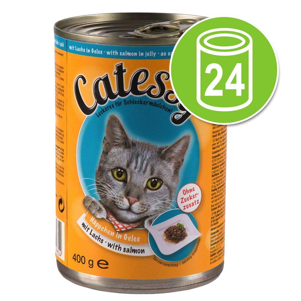 Sparpaket: Catessy Häppchen in Sauce oder in Ge...