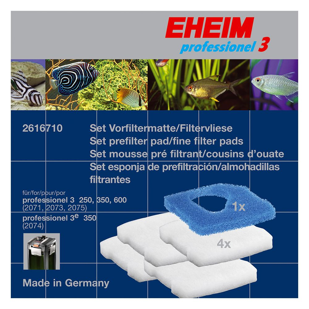 Eheim Filter Media Set for Professional 3 - 1 Set (5 items)