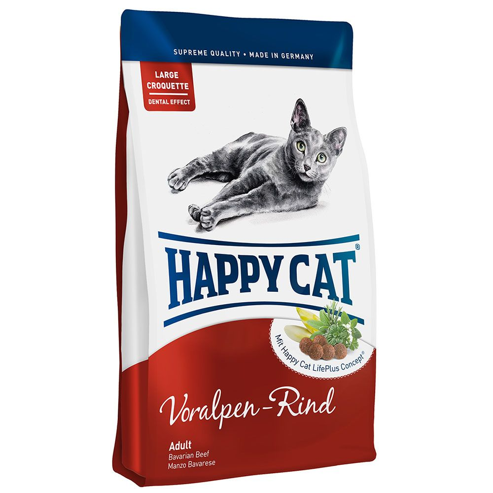 Happy Cat Adult Beef - 10 kg