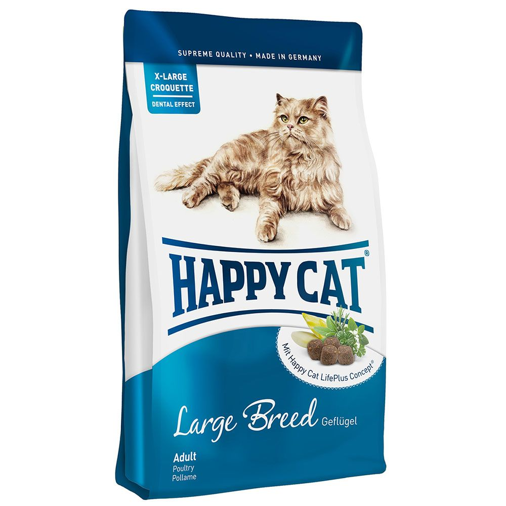 Happy Cat Adult Large Breed - 10 kg