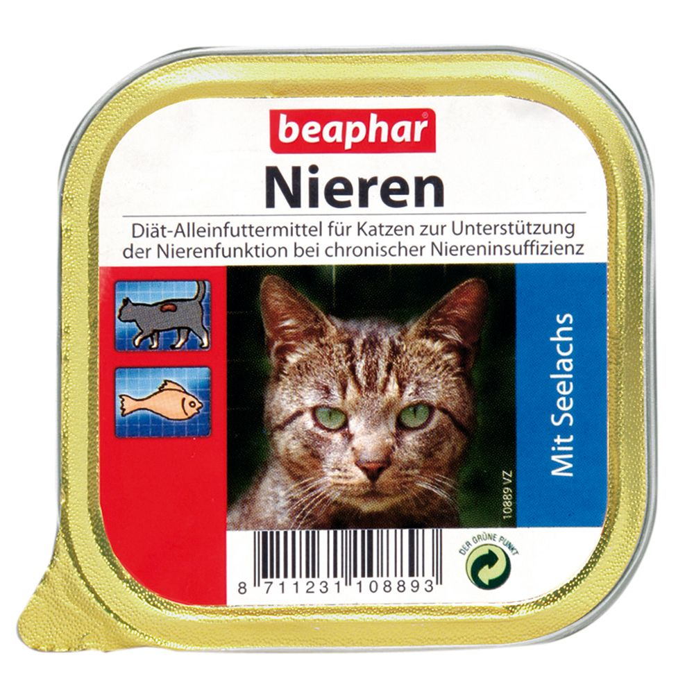 beaphar Renal Diet 6 x 100g - Chicken Breast