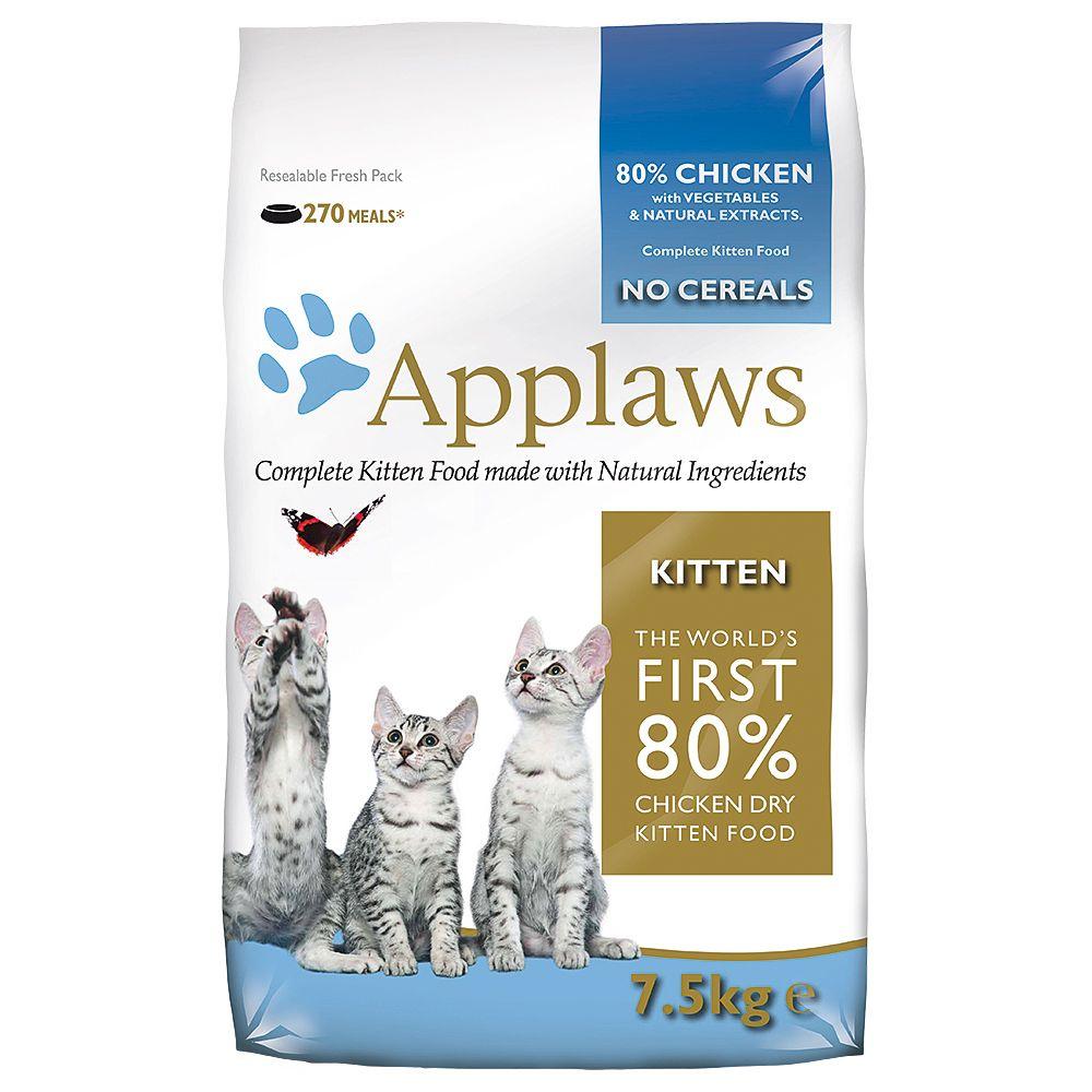 2kg Applaws pour chaton - Croquettes pour chaton