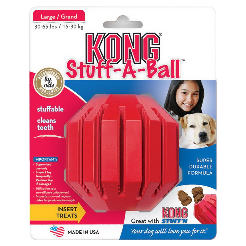 Large KONG Stuff-A-Ball
