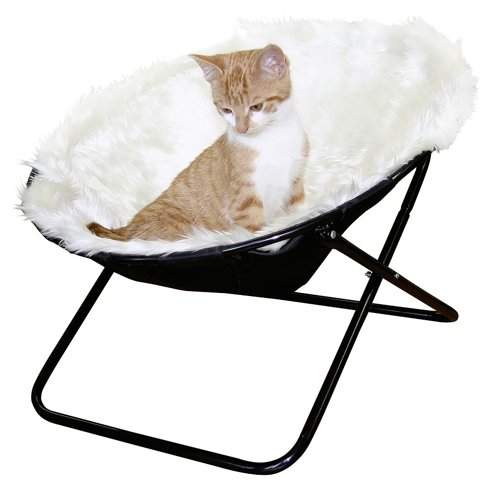 Cat Seat with Soft Plush