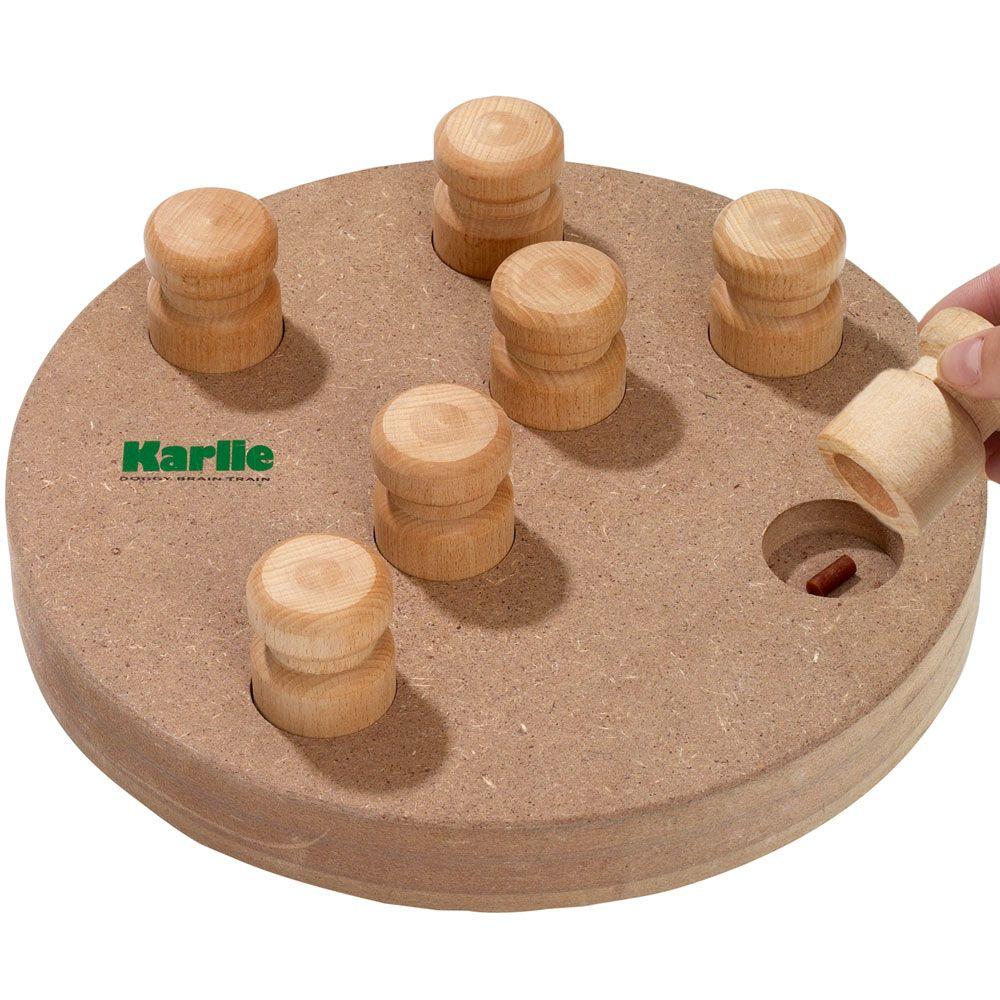 Karlie Doggy Brain Train 2in1 - Ø 25 cm