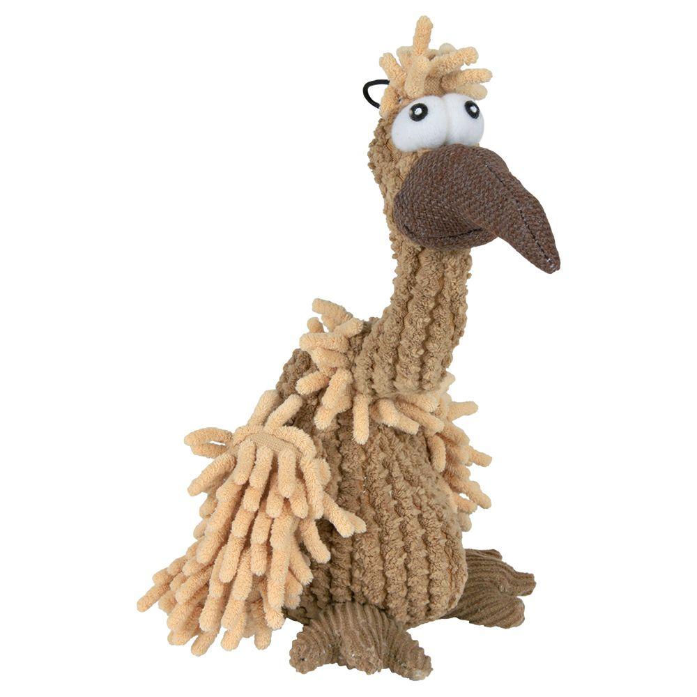 Trixie Plush Vulture Dog Toy Gustav