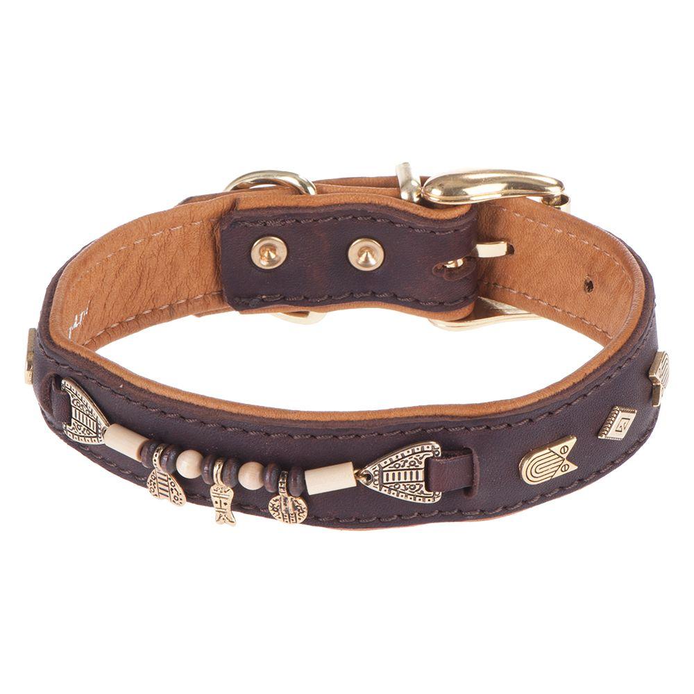 Heim Hundehalsband Buffalo - Gr. 45: 33 - 41 cm Halsumfang