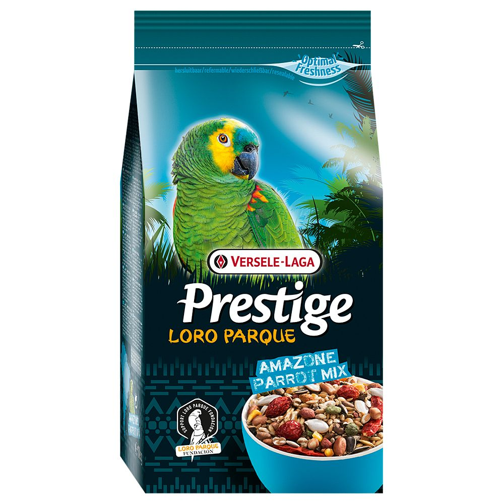 Prestige Premium Amazon Parrot