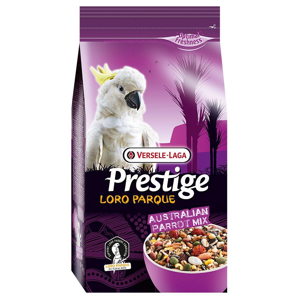 Prestige Loro Parque Australian Papagei Mix  - 15 kg