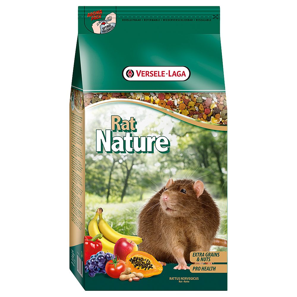 Rat Nature Rat Food