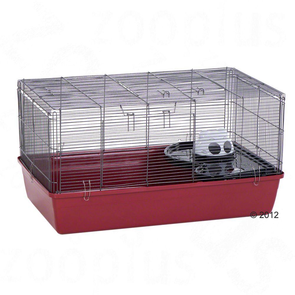 Hamsterkäfig Alaska - L 85 x T 48,5 x H 44 cm