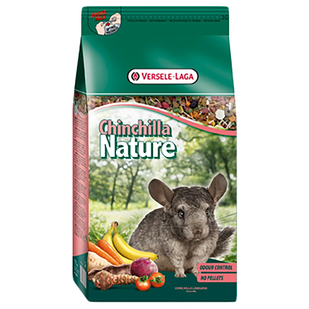 Chinchilla Nature - 2.5kg