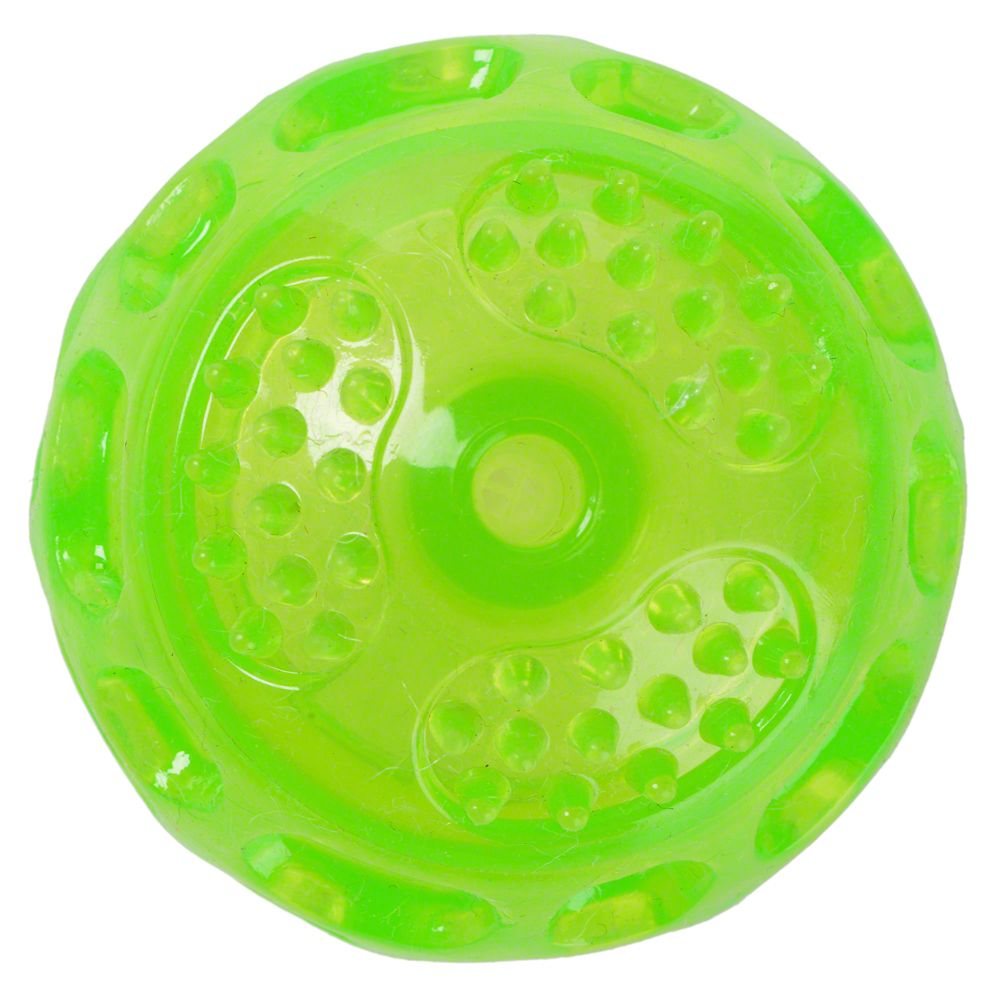 Hundleksak Squeaky Ball av TPR - Ø 6 cm
