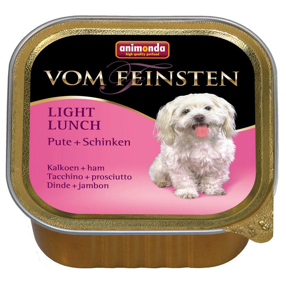 Animonda vom Feinsten Light Lunch 6 x 150 g - Pute & Schinken