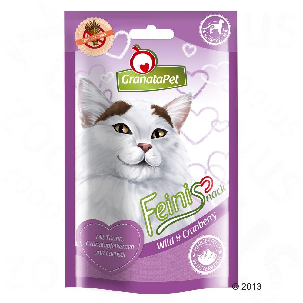 Granatapet Feinis, przysmaki dla kota - Kaczka z kocimiętką, 50 g