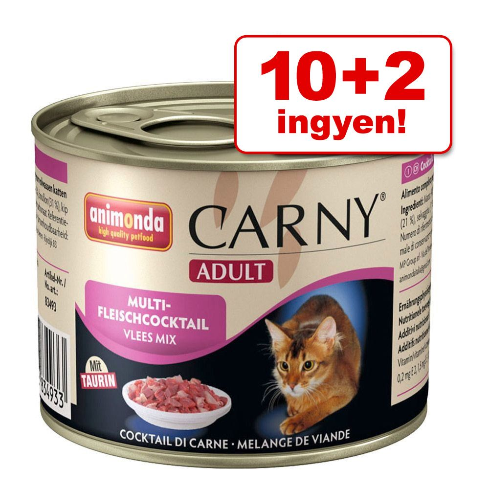 10-2-ingyen-12-x-200-g-animonda-carny-adult-multi-huskoktel