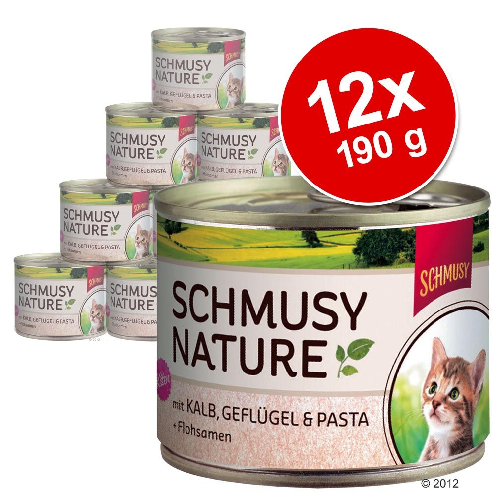 Pakiet Schmusy Nature Kit