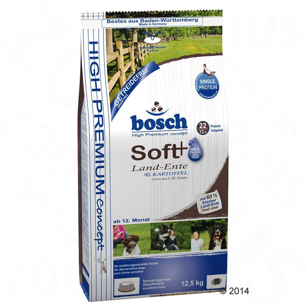 Bosch HPC Soft Kaczka & ziemniaki - 2,5 kg