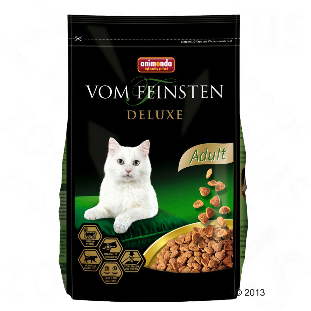 Foto Animonda vom Feinsten Deluxe Adult Pollo - 10 kg
