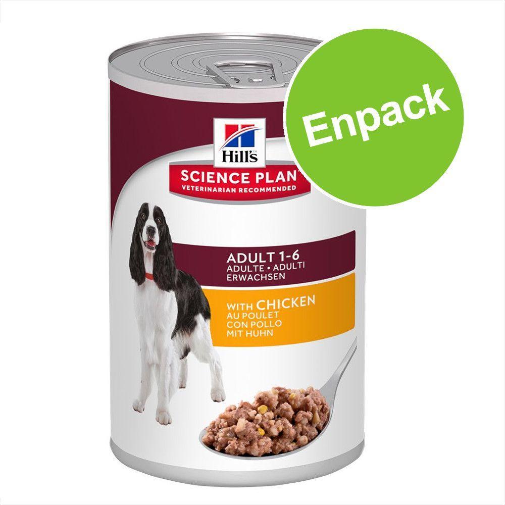 Hill's Canine hundfoder 1 x 370 g - Light