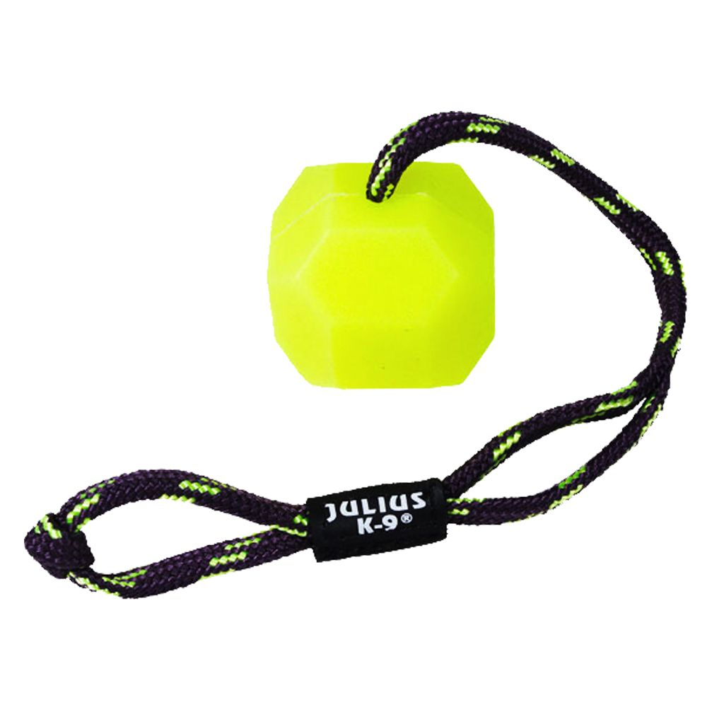 Neon Fluorescent IDC® Ball with Cord