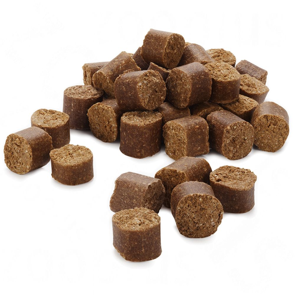 CANIBIT Strauß- und Hirsch Cookies - 3 x 275 g