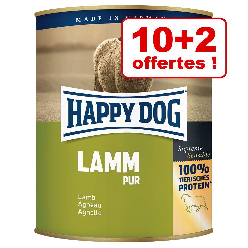 Chien Boîtes et sachets Happy Dog
