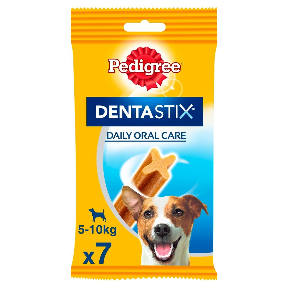Small Dentastix Pedigree Dog Dental Chews