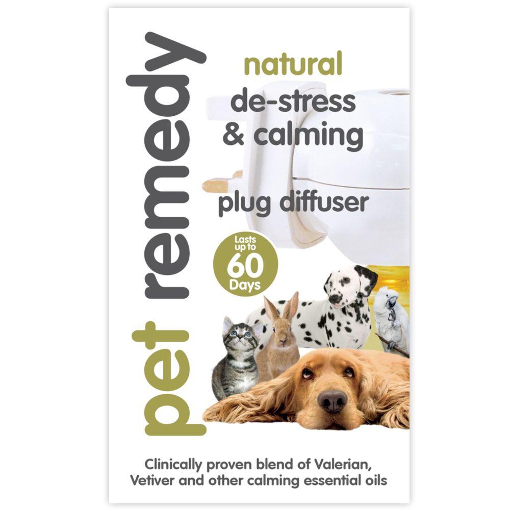 Diffuser & 40ml Vial Pet Remedy