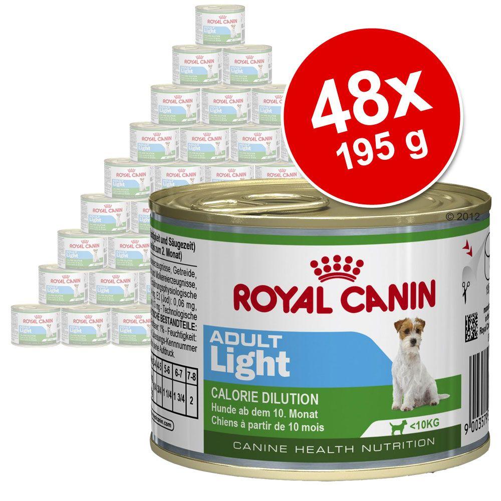 Lot économique Royal Canin 48 x 195 g - Starter Mousse