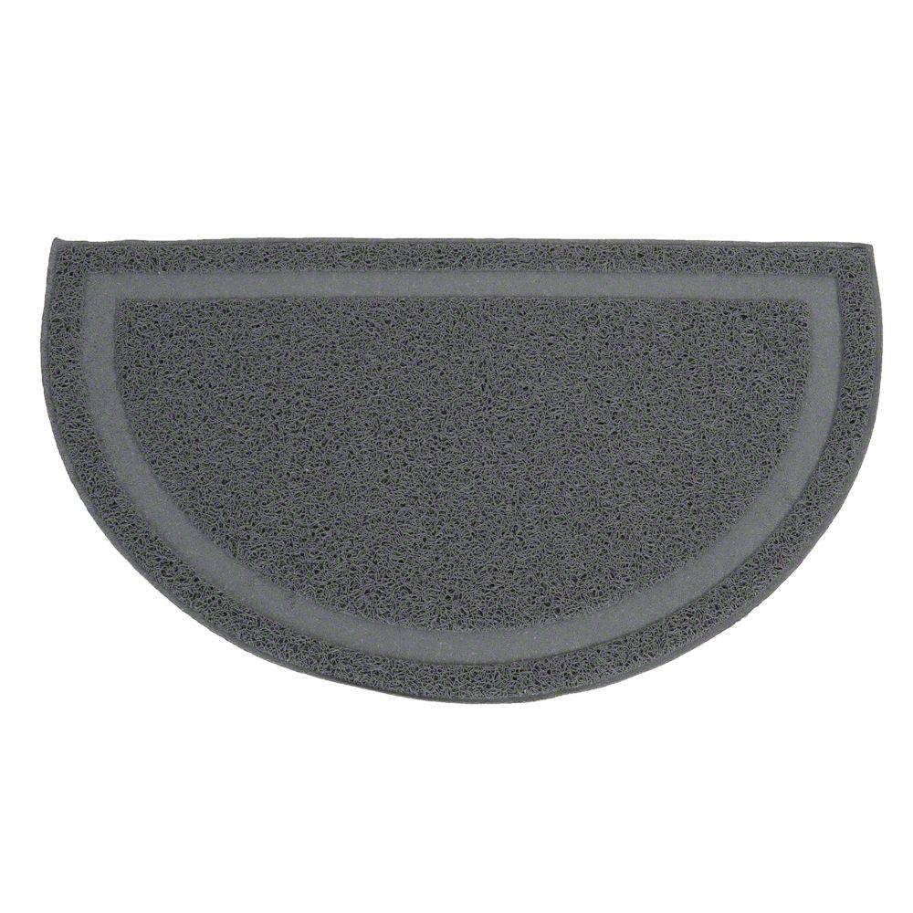 Cat Litter Tray Mat XXL - Grey