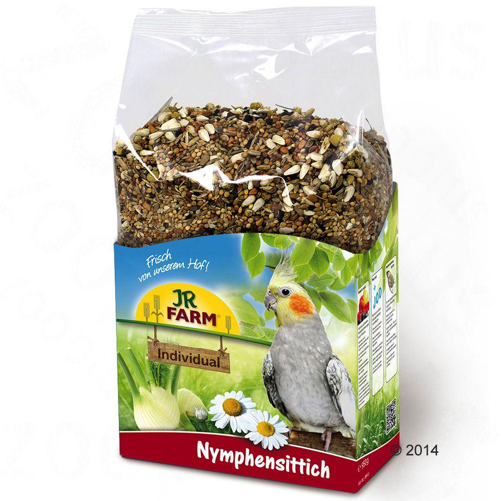 JR Farm Individual karma dla ptaków nimf - 1 kg