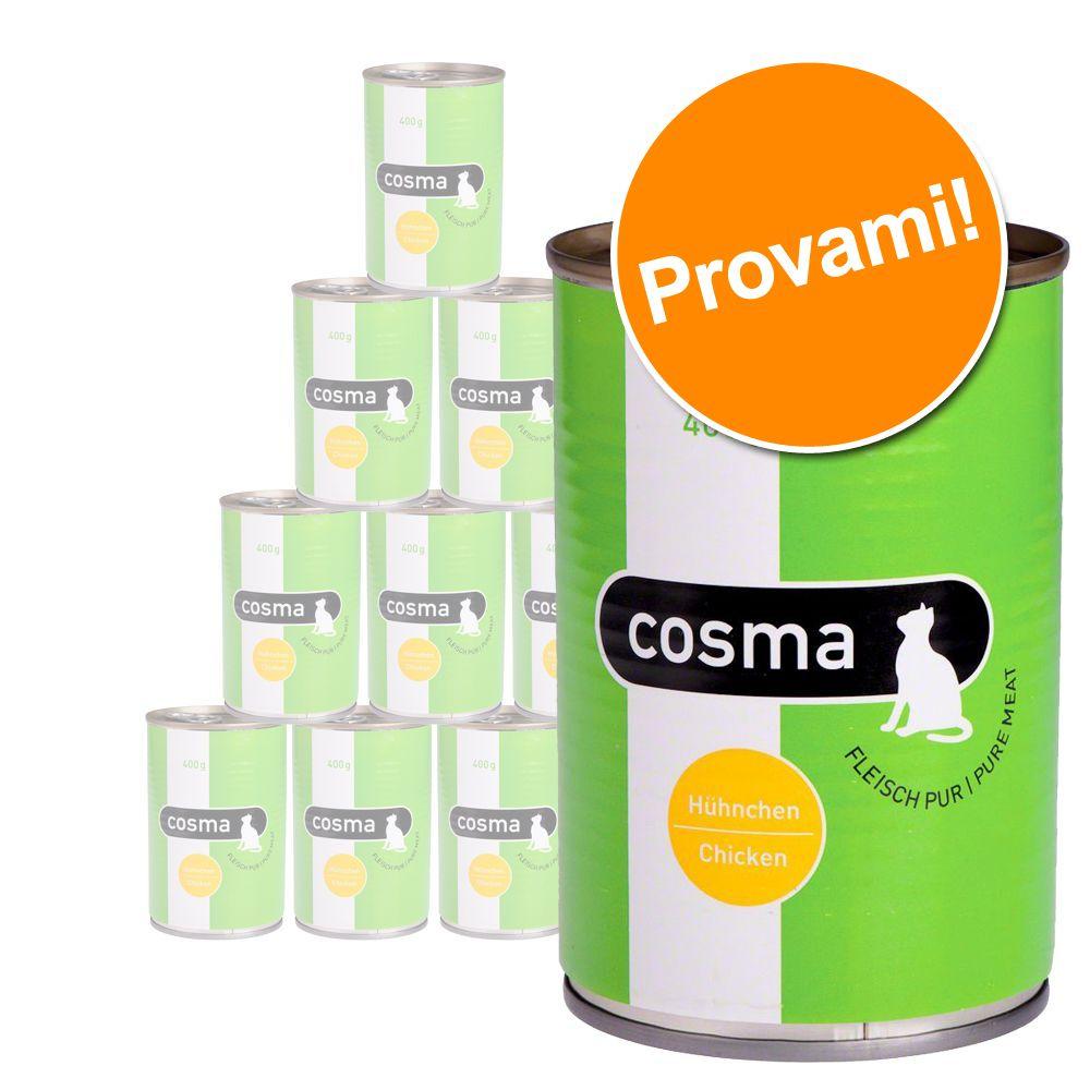 Foto Set prova misto Cosma Original e Thai 12 x 400 g - Thai - 3 gusti assortiti