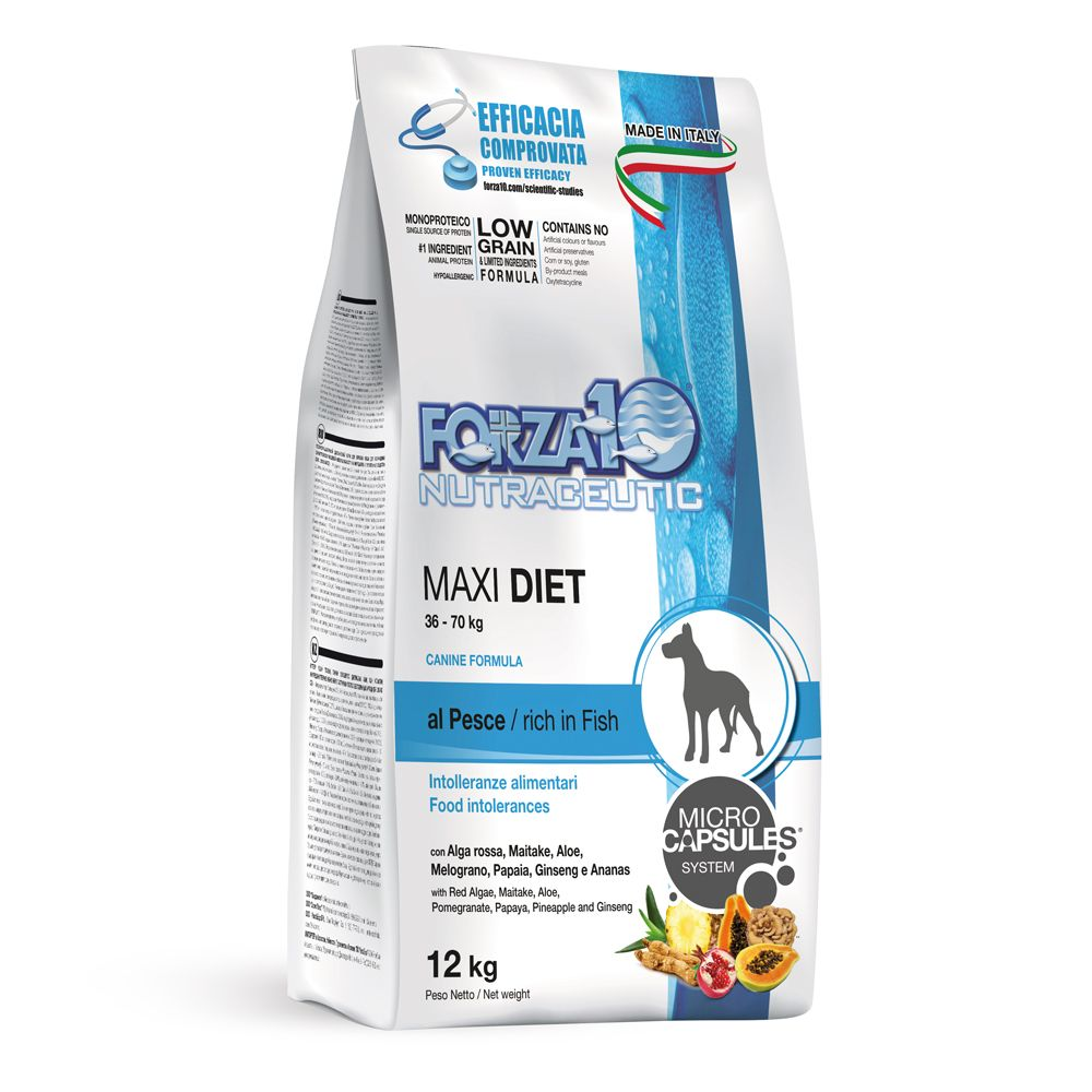 Forza 10 Maxi Diet with Fish